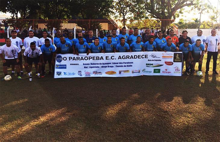 Campeonato Regional de Futebol Amador tem chuva de gols na primeira rodada