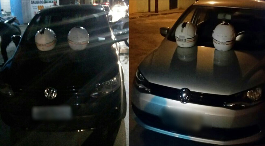 PM recupera em Sete Lagoas mais dois carros roubados e clonados