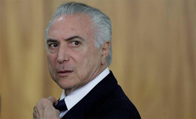 Aprovação de governo Temer cai para 5% entre março e julho, diz Ibope