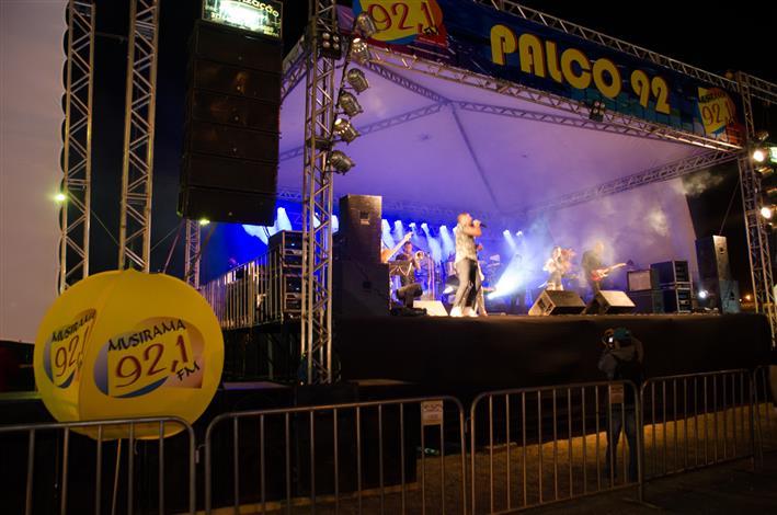 Público tem até 2 de agosto para escolher as atrações do Palco 92