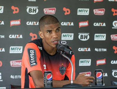 Brasileirão 2016: Zagueiro Leonardo Silva espera jogo difícil nesta segunda-feira
