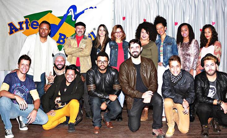 Arte Brasil fecha o mês com música e teatro nesta segunda-feira