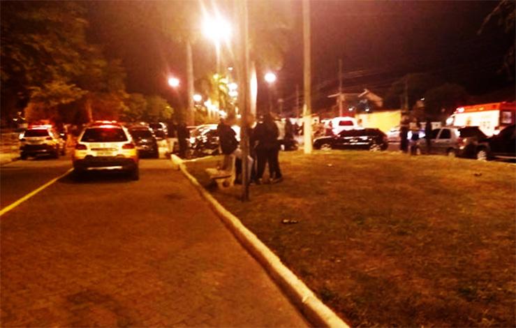 Briga termina com duas pessoas esfaqueadas na orla da Lagoa Boa Vista
