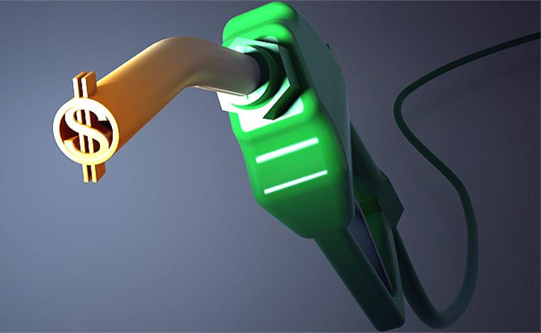 Aumento da gasolina chega a 8% em algumas regiões do país