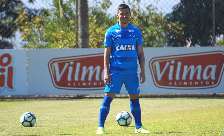 Cruzeiro terá Robinho contra o Vasco em Volta Redonda-RJ