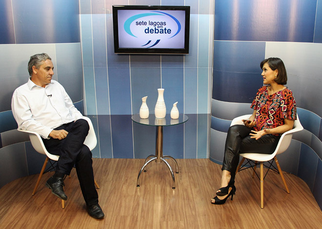 Emílio de Vasconcelos é o entrevistado da TV Câmara nesta semana