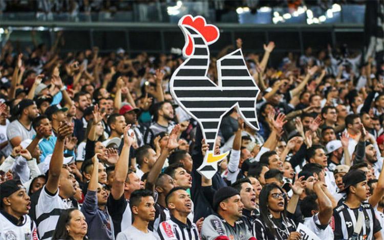 Galo convoca a massa para decisão desta quarta-feira na Libertadores