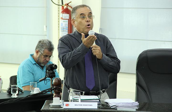Câmara analisa inúmeras matérias de impacto para Sete Lagoas