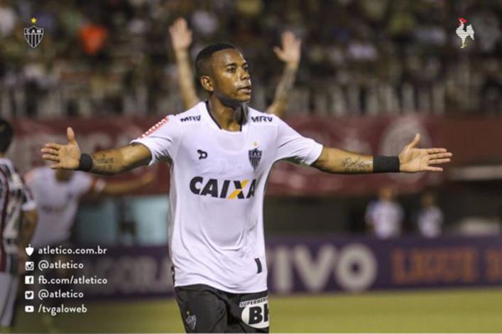 Fluminense acorda no segundo tempo e vira para cima do Galo em Mesquita