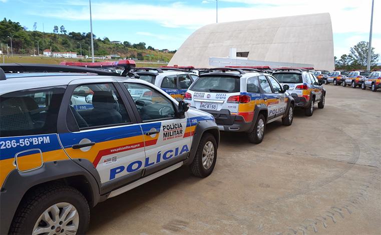Governo anuncia recuo nos índices de criminalidade em todo o estado