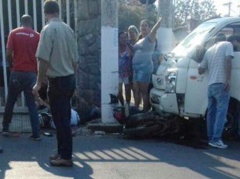 Motociclista morre em acidente no Jardim Cambuí