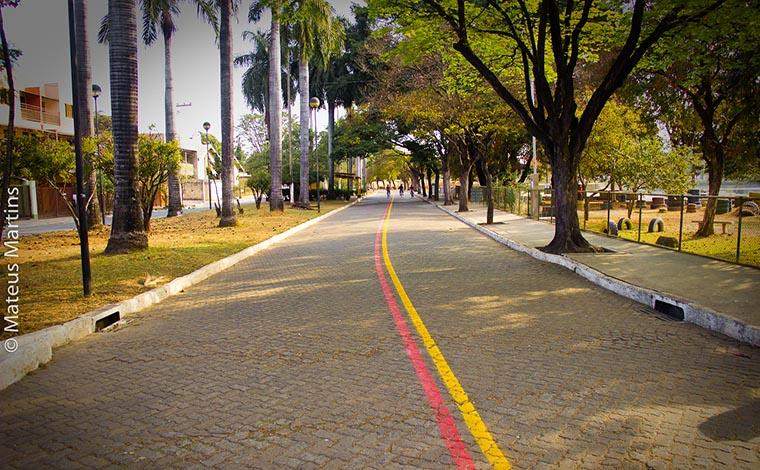 Nova ciclovia do Parque Náutico da Boa Vista é liberada para o público