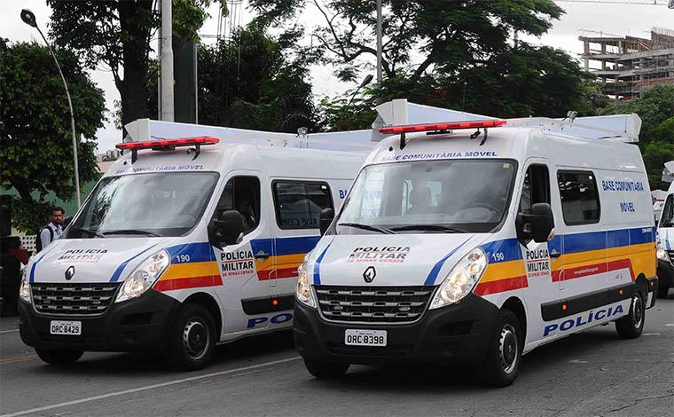 Polícia Militar de Sete Lagoas receberá duas bases móveis do Mais Segurança