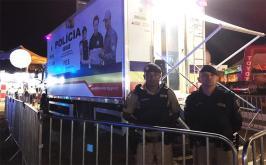 Exposete 2017 registra queda da criminalidade e maior número de apreensões