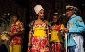 Jequitibá se prepara para mais uma edição do tradicional Festival de Folclore