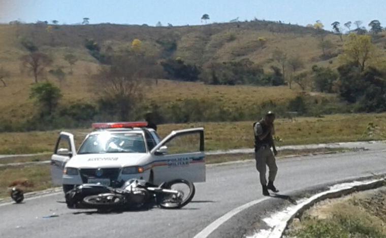 Bandidos trocam tiros com a Polícia após assalto em Cachoeira da Prata