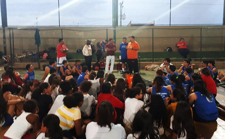 Colégio de Sete Lagoas envolve mais de 200 crianças em projeto esportivo