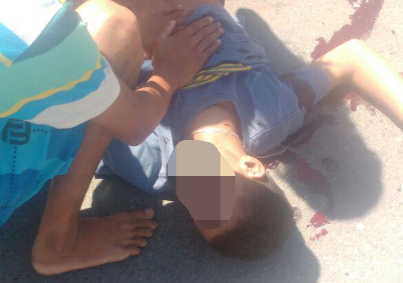 Adolescente é morto a tiros no Orozimbo Macedo