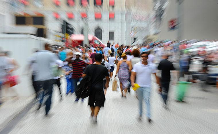 Brasil já tem mais de 207 milhões de habitantes, diz IBGE