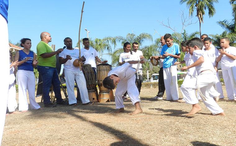 6ª Jornada do Patrimônio exalta os 39 anos da capoeira em Sete Lagoas