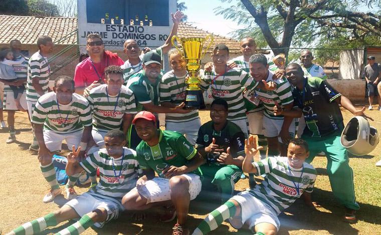Bosque vence o Criciúma e é bicampeão da Copa Serrinha