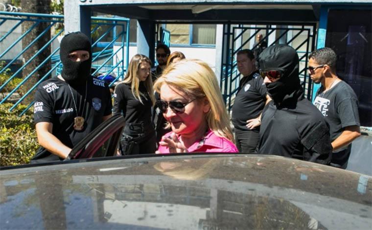 Prefeita de Santa Luzia é presa suspeita de envolvimento em morte de jornalista