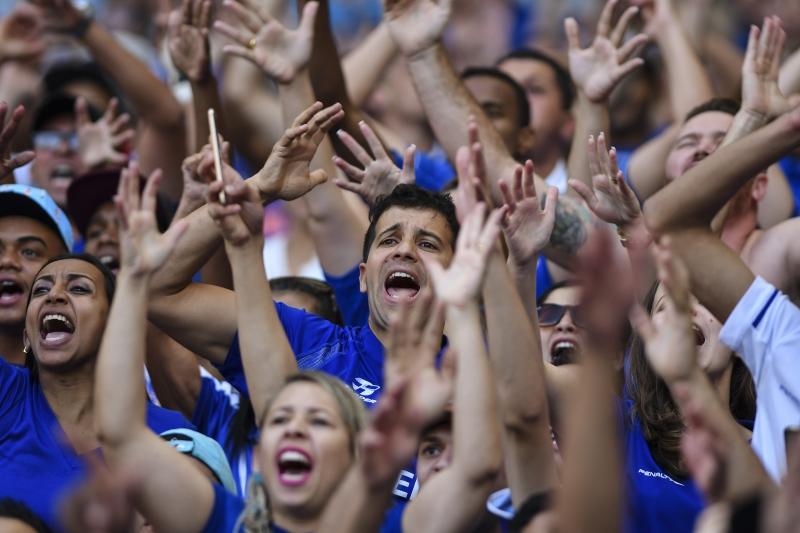 Cruzeiro espera recorde de público do novo Mineirão na final da Copa do Brasil