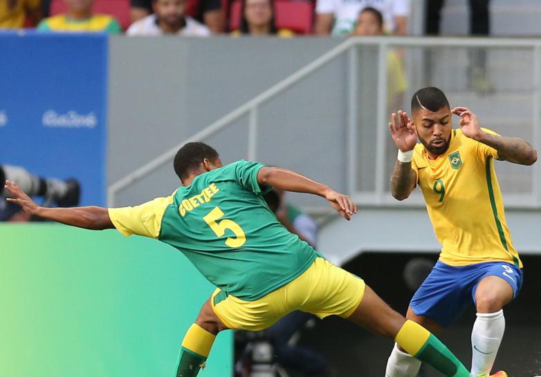 Brasil frustra torcedores na estréia e não sai do zero contra a Africa do Sul