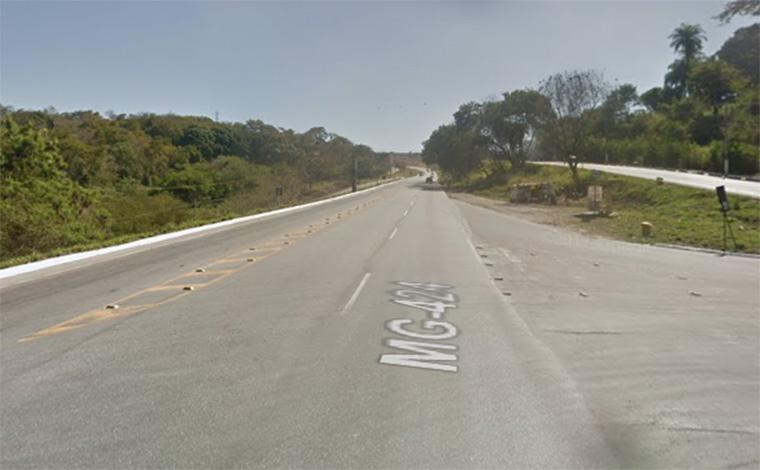Polícia investiga autoria de duplo homicídio na MG 424, em Pedro Leopoldo