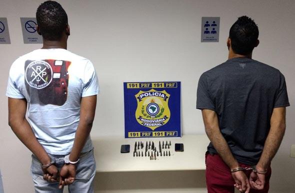 Giro Policial - PM e PRF têm trabalho com perseguições, prisões e apreensões