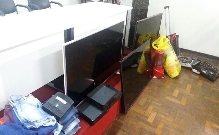 Polícia Civil prende quadrilha autora de roubos e explosões de caixas eletrônicos