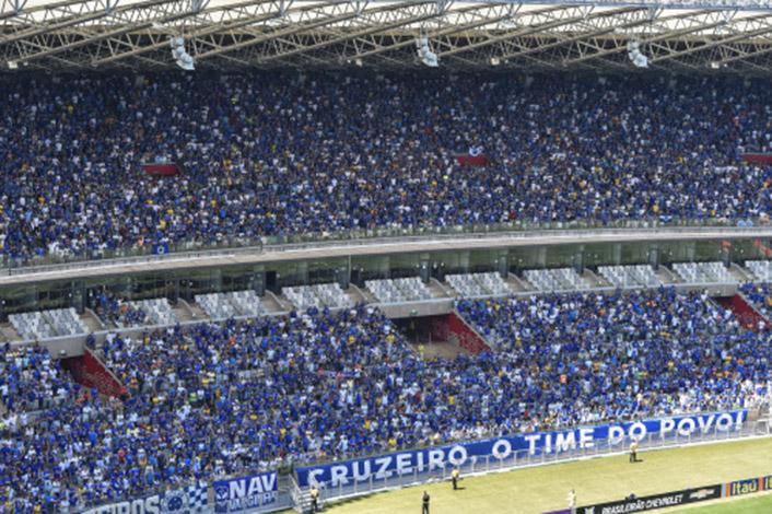 Clássico Cruzeiro x Atlético vai ter casa cheia neste domingo