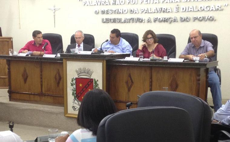 Câmara debate aplicação de multas e intervenções no trânsito em Sete Lagoas