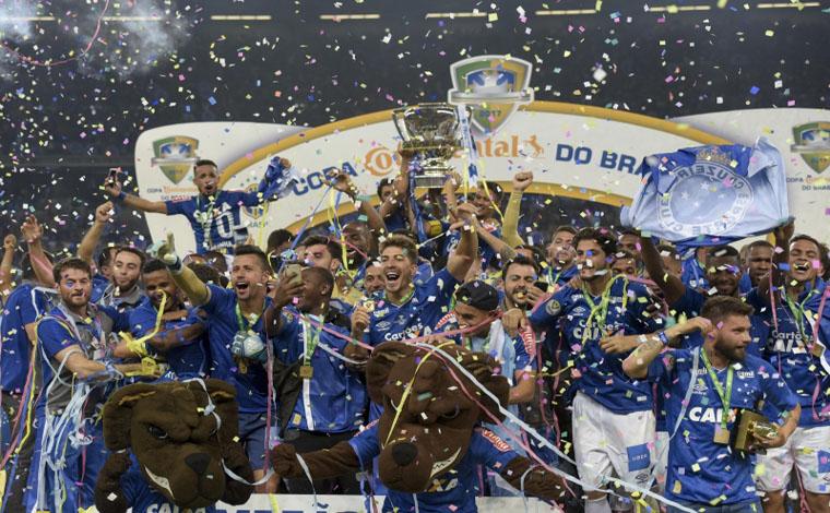 De novo, o maior! Cruzeiro conquista a Copa do Brasil pela quinta vez