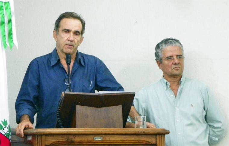 Arnaldo Nogueira se licencia da Presidência do Saae para tratar da saúde