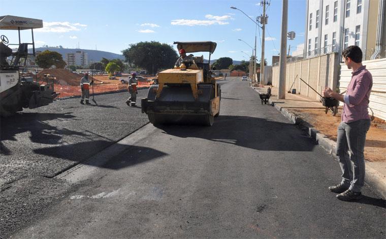 Prefeitura anuncia entrega de obras de mobilidade urbana em Sete Lagoas