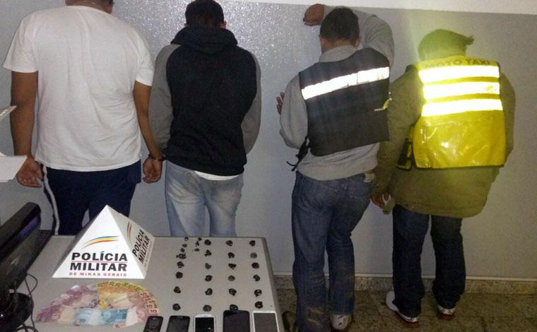 Giro Policial – Vários criminosos são presos entre sexta e esta segunda-feira