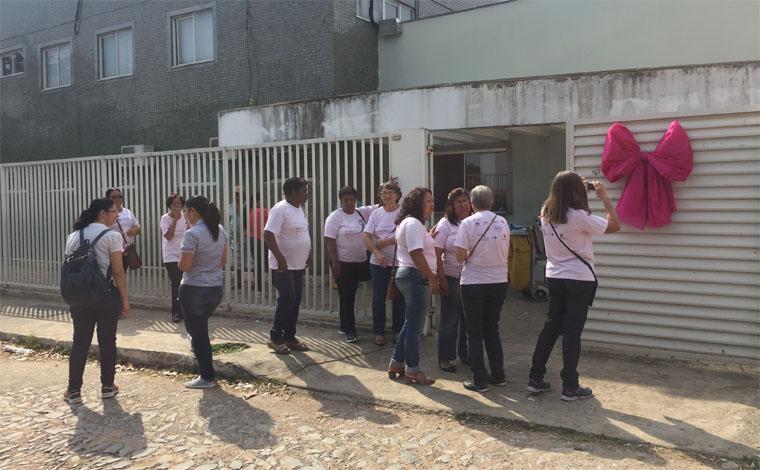 Sete Lagoas promove várias ações dentro da campanha mundial do Outubro Rosa