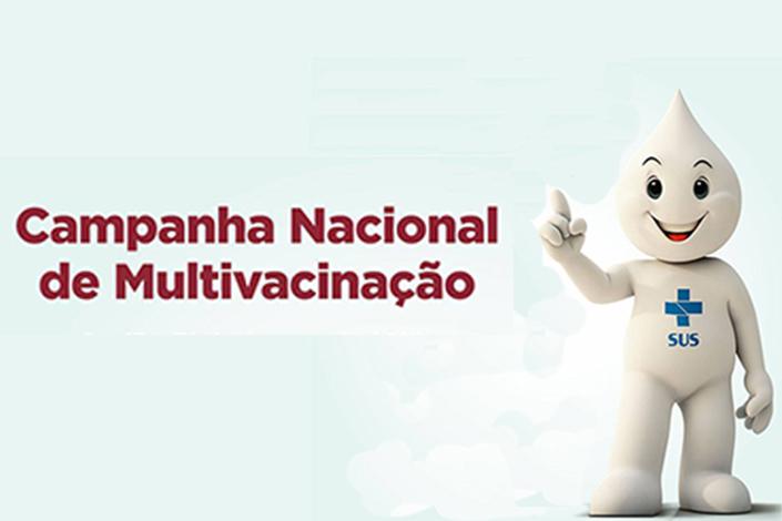 Campanha de multivacinação segue com o Dia D no próximo sábado