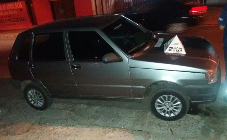 Mais um carro clonado é recuperado em Sete Lagoas, o 3º  em menos de 48 horas