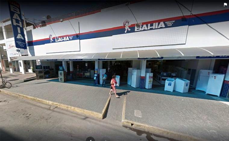 Loja das Casas Bahia em Sete Lagoas é assaltada pela terceira vez no ano