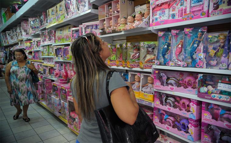 Inflação do Dia da Criança atinge 4,13%, superior ao acumulado em 12 meses