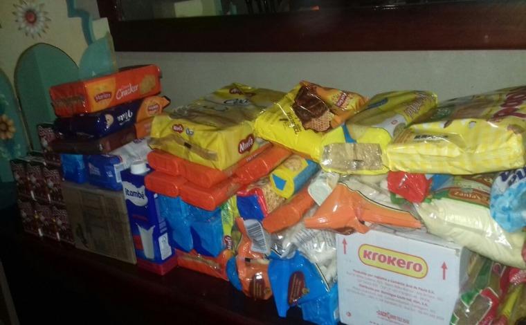 Festival de Rock arrecada alimentos para o grupo Comida de Domingo