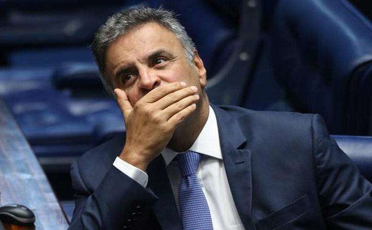 Senado derruba decisão do STF de afastar Aécio Neves