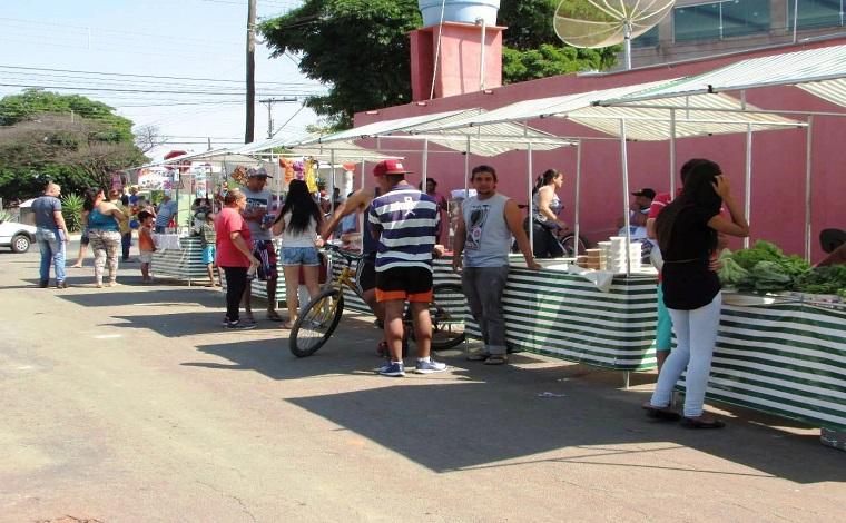 Feira do Bairro Esperança quer se tornar permanente e virar referência na região