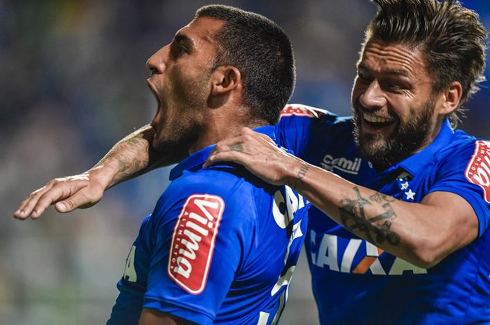 Cruzeiro volta a vencer: Mano comemora