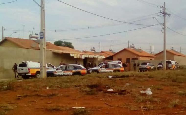 PM prende 12 durante reação a abordagem no Bairro Dona Sílvia