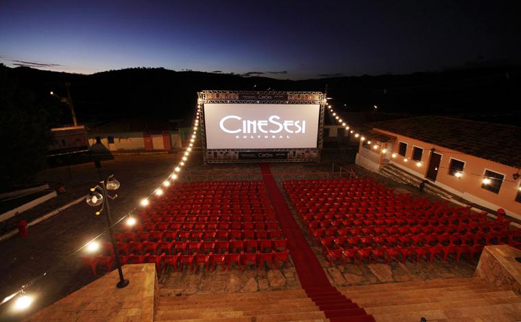 Cordisburgo recebe o Cine Sesi Cultural no fim de semana