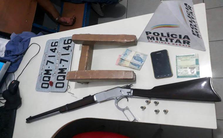 Traficantes são presos em duas operações realizadas pela Polícia Militar