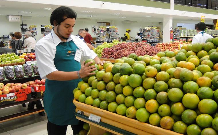 Agência tem vaga aberta para repositor de hortifruti em Sete Lagoas